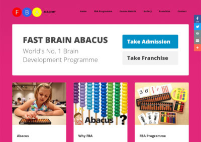 Fast Brain Abacus