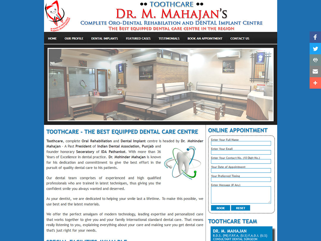 Tooth Care Clinic