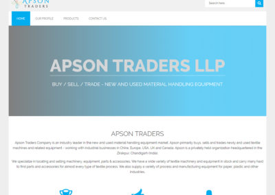 Apson Traders